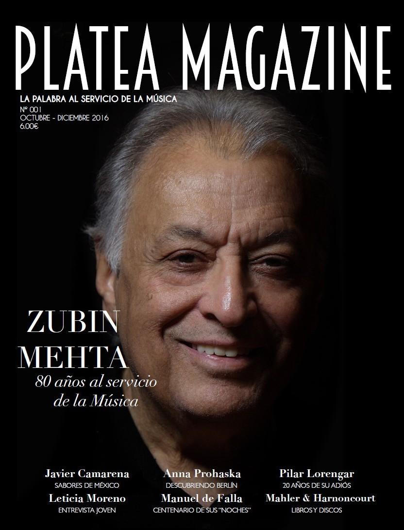 Número 001 | Zubin Mehta