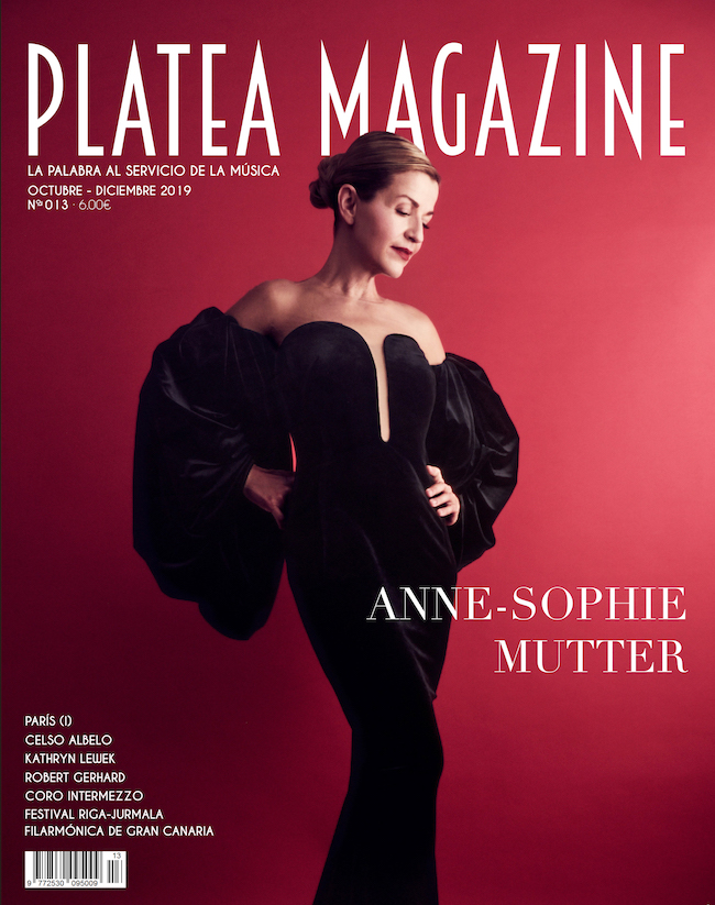 Número 013 | Anne Sophie Mutter
