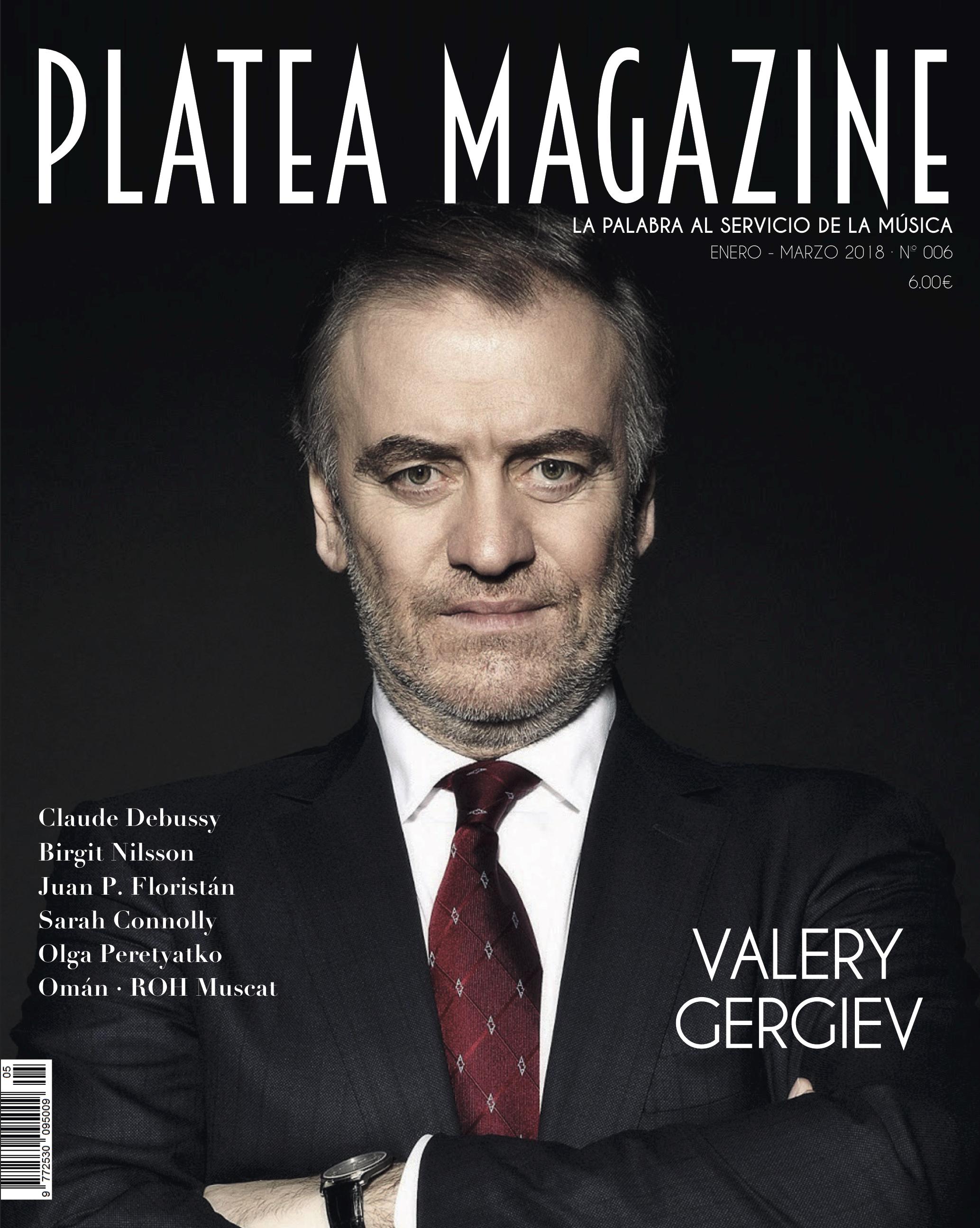 Número 006 | Valery Gergiev