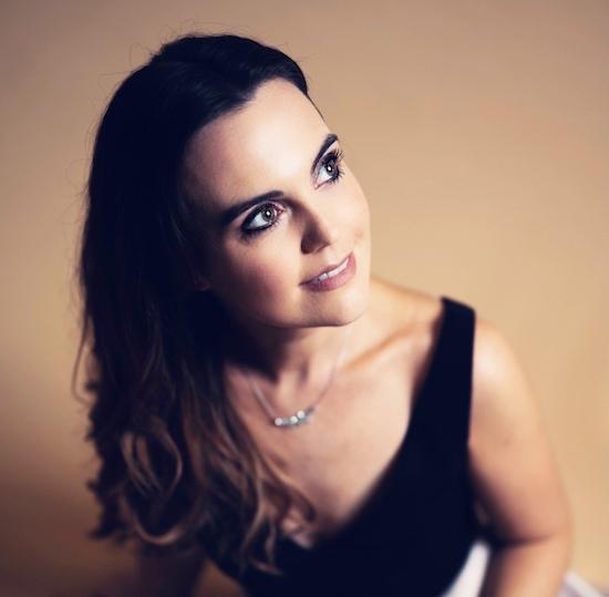 """Laura Sheerin, soprano: """"Para mi debut en España traigo ópera y músicas de España, México, Irlanda y Broadway"""""""