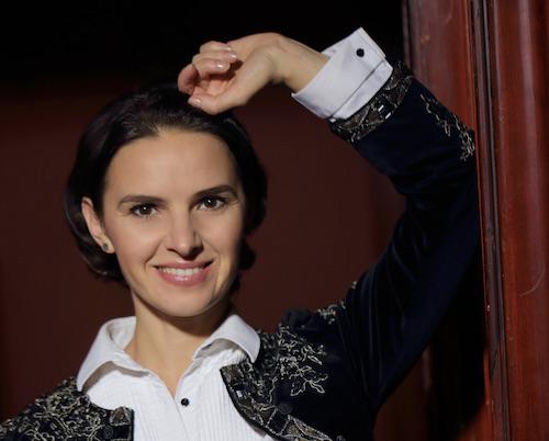 """Oksana Lyniv: """"Mi debut en Bayreuth representa un paso hacia el futuro"""""""