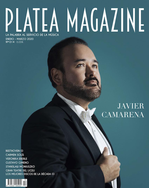 Número 014 | Javier Camarena