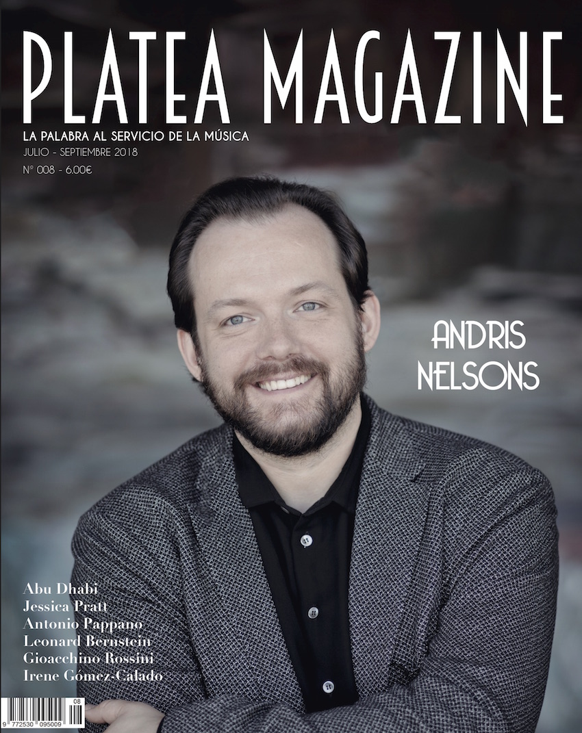 Número 008 | Andris Nelsons