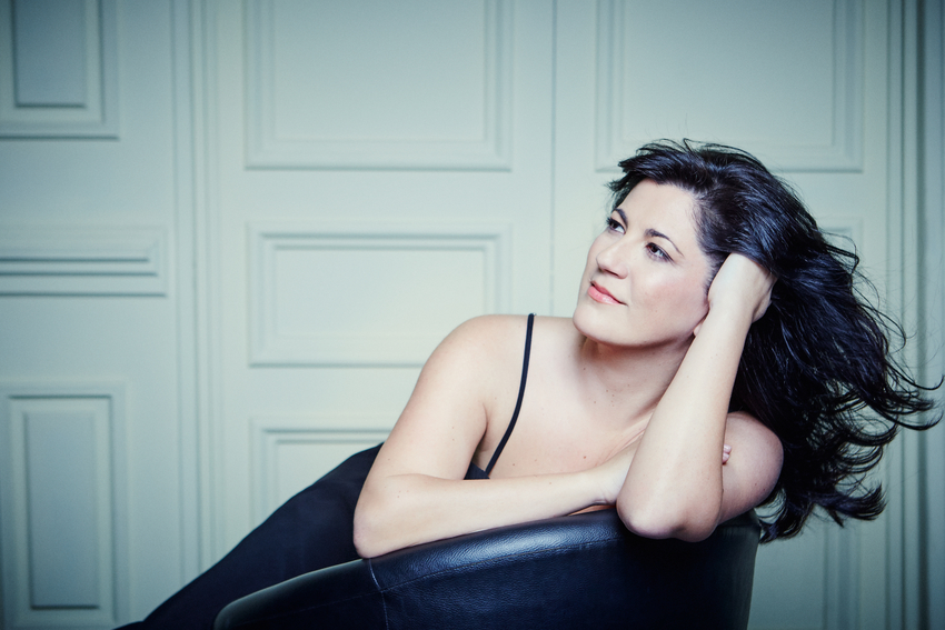 """Cristina Faus: """"Sentirte cómodo con tu voz es lo más importante"""""""