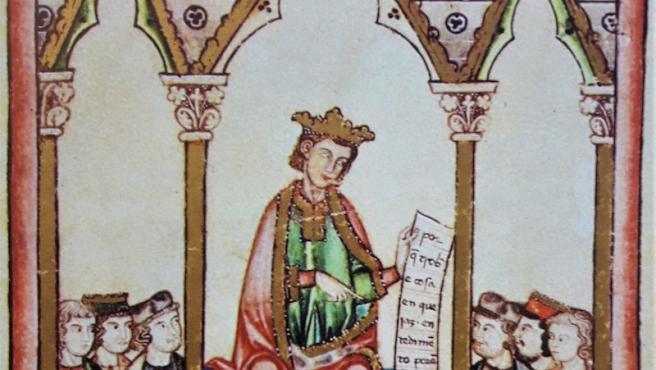 Patrimonio Nacional planea liberar el acceso a los códices de las Cantigas de Alfonso X