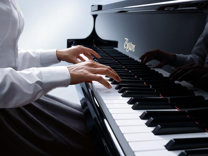 El piano Boston, de Hinves Pianos: 'Made to Create'