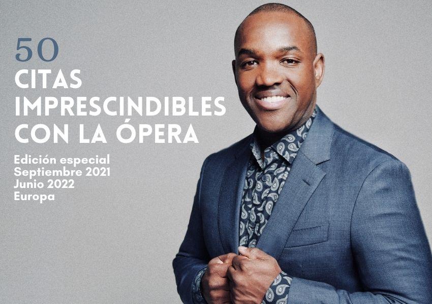 Especial 50 citas imprescindibles con la ópera 2021-2022