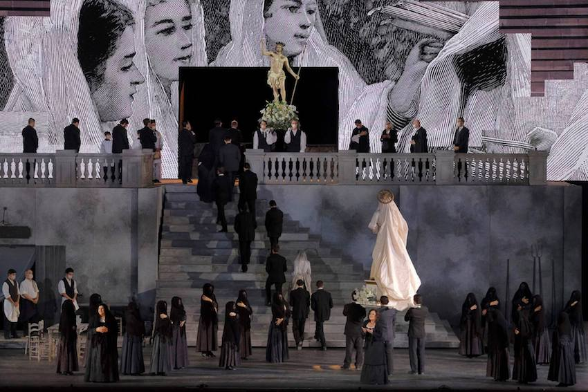 Marco Armiliato dirige 'Cavalleria rusticana' y 'Pagliacci' en la Arena de Verona