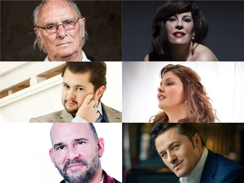 Coruna 2019 artistas