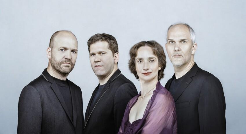 """Cuarteto Casals: """"El cuarteto de cuerda es una utopía"""""""