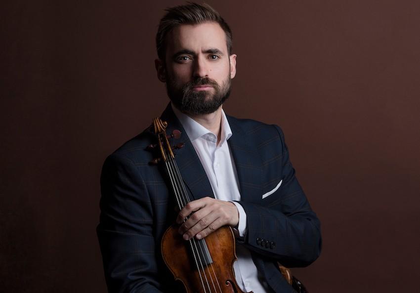 """Daniel Pinteño, violinista y director de Concerto 1700: """"Con este disco descubrimos un nuevo Literes"""""""