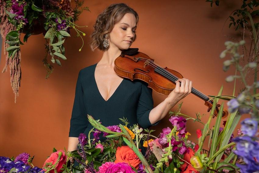 """Hilary Hahn, violinista: """"El mayor reto para un artista es salir de sí mismo"""""""