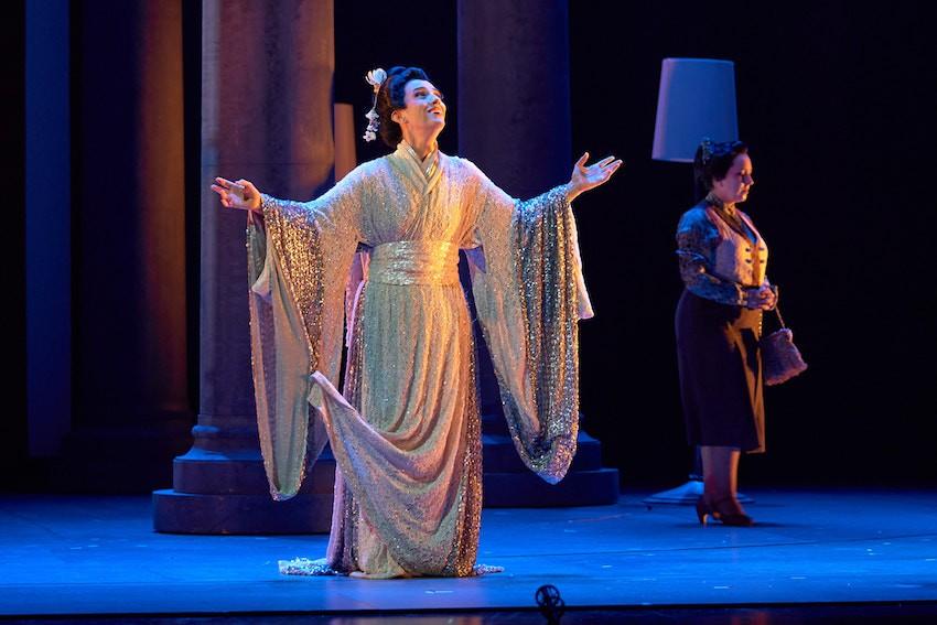 Ermonela Jaho protagoniza 'Madama Butterfly' en el Teatro de la Maestranza de Sevilla