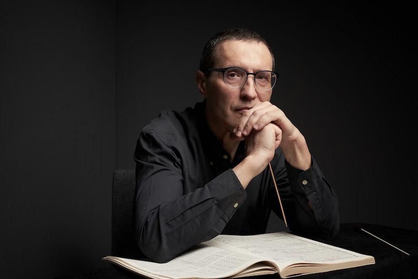 """Joaquín de la Cuesta, director de orquesta: """"Hay que poner en valor el patrimonio musical español del siglo XIX"""""""