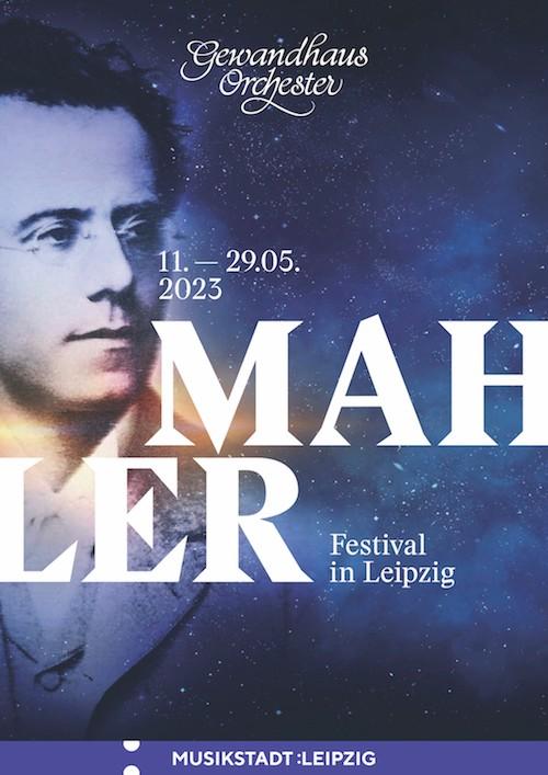 El Mahler Festival de Leipzig tendrá lugar finalmente en mayo de 2023