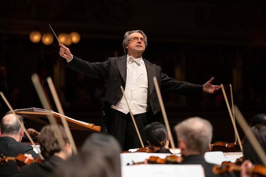 Riccardo Muti prolonga por un año más su posición al frente de la Chicago Symphony