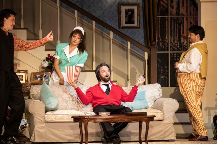 Nueva producción de 'Le nozze di Figaro' en el Festival d'Aix-en-Provence