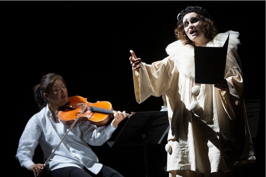Conciertos con Barbara Hannigan y Patricia Kopatchinskaja en el Festival d´Aix-en-Provence