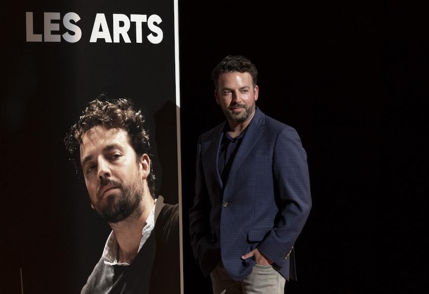 """James Gaffigan: """"Llego a Les Arts con la ilusión de liderar una nueva época"""""""