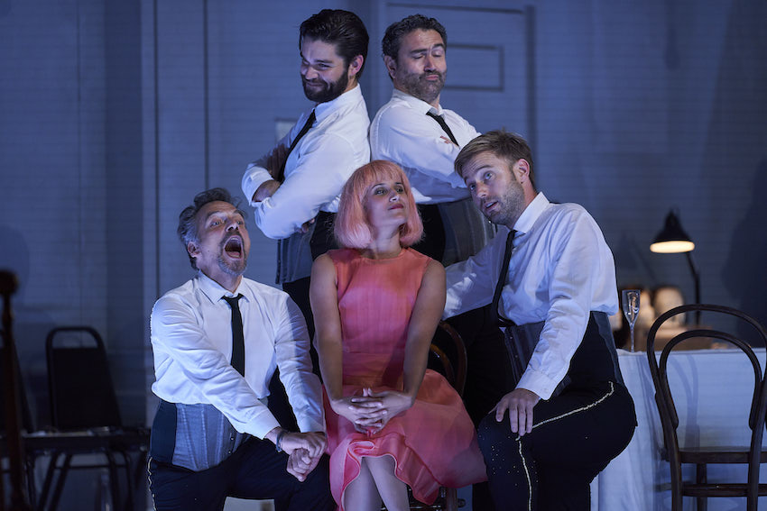 Johanni Van Oostrum y Sara Blanch encabezan el reparto alternativo de 'Ariadne auf Naxos' en el Liceu