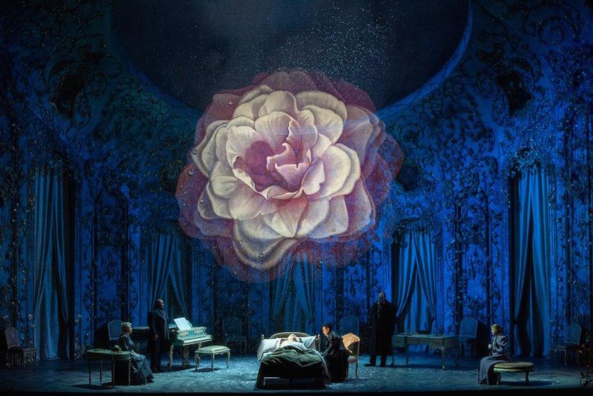 Resultado de imagen de traviata met