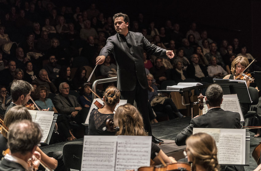Trevino OSE conducting