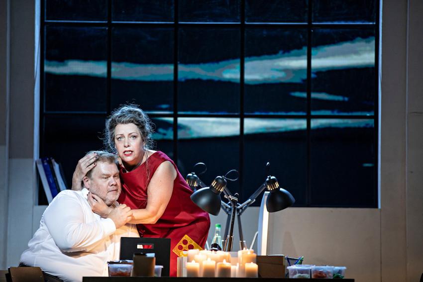 Nina Stemme y Stuart Skelton protagonizan 'Tristan und Isolde' en Aix-en-Provence, con Simon Rattle a la batuta