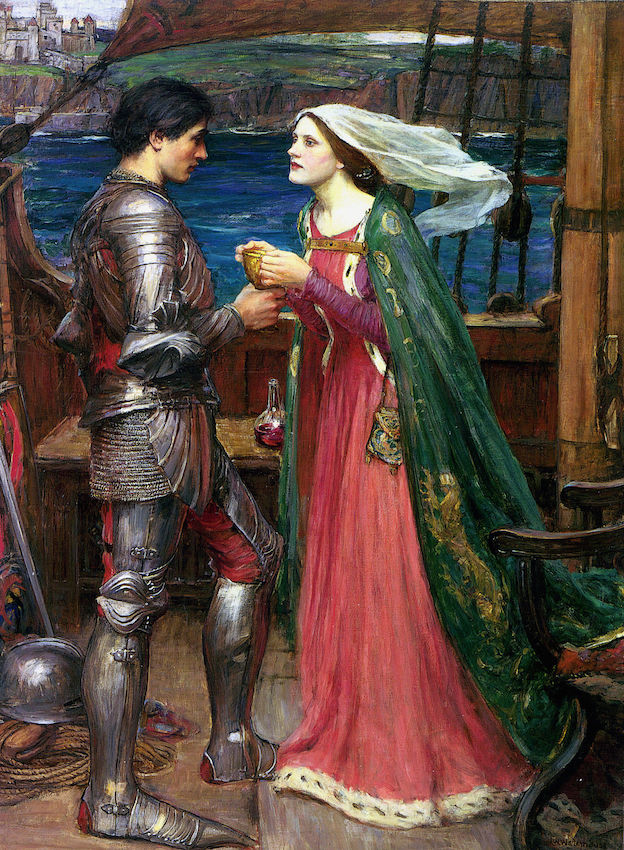 Tristan Isolde John William