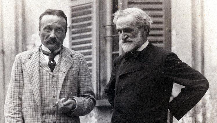 Verdi y sus libretistas: 120 años del fallecimiento del compositor