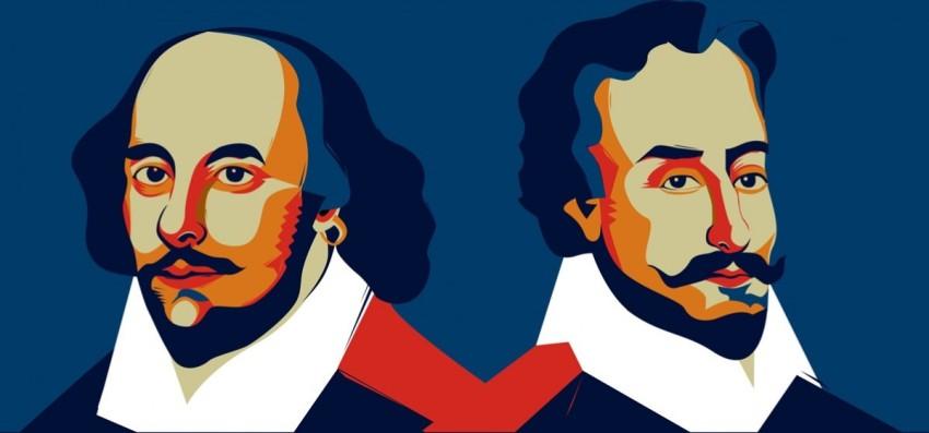 Platea Magazine - En el Día del libro: Cervantes + Shakespeare ...