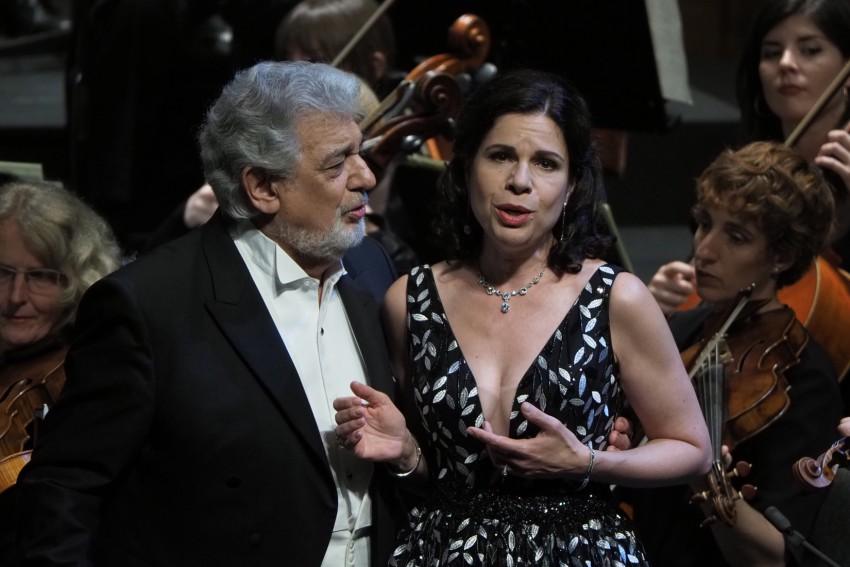 Plácido Domingo regresa a Mérida 30 años después, junto a Ana María Martínez y Xabier Anduaga