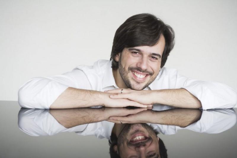 "Iván Martín toca el ""Concierto para piano nº19"" de Mozart en Palma de Mallorca"