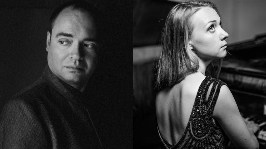 Alexander Melnikov y Olga Pashchenko tocan Bach a dos claves en la Fundación Juan March