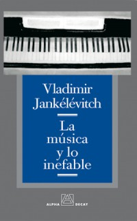 musica inefable jankelevitch