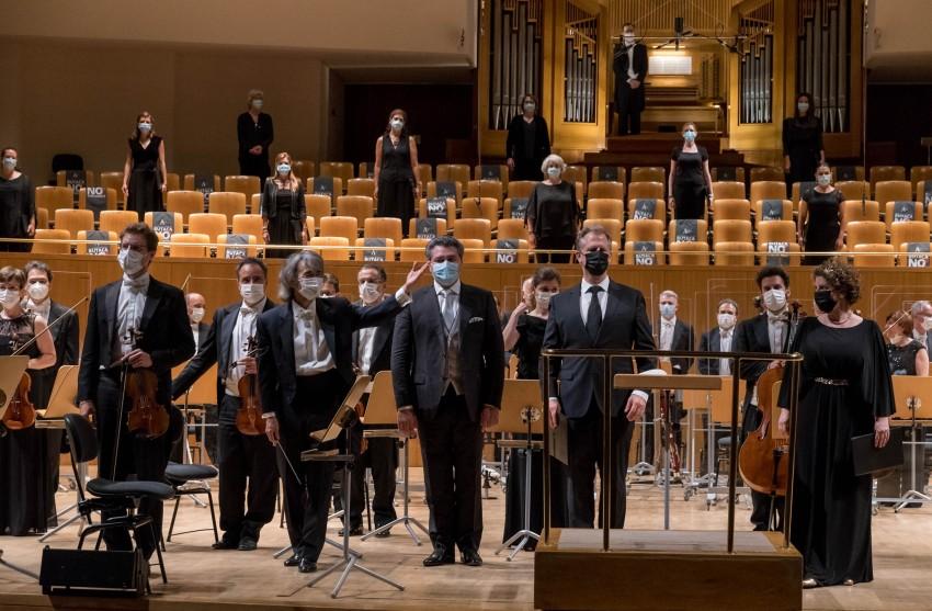 Kent Nagano dirige Fauré y Messiaen al frente de la Orquesta Nacional de España
