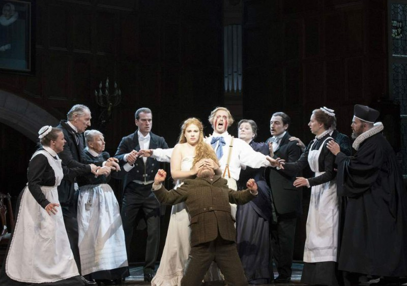 pelleas et melisande glyndebourne richard hubert smith