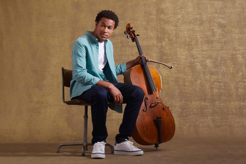 """Sheku Kanneh-Mason toca el """"Concierto para violonchelo"""" de Dvorák con la Filarmónica de Gran Canaria"""