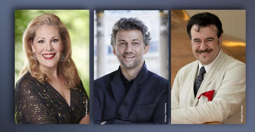 """Tosca"" llega a Peralada con Sondra Radvanovsky, Jonas Kaufmann y Carlos Álvarez"