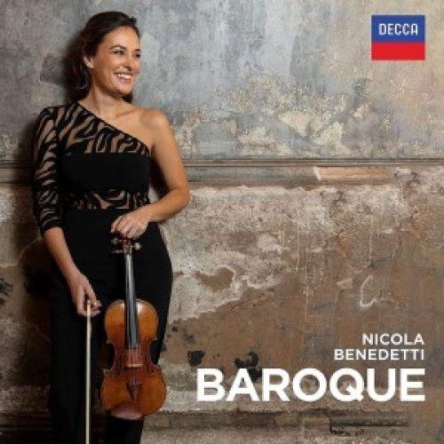 Nicola Benedetti se pasa al Barroco en su nuevo CD, con músicas de Vivaldi y Geminiani
