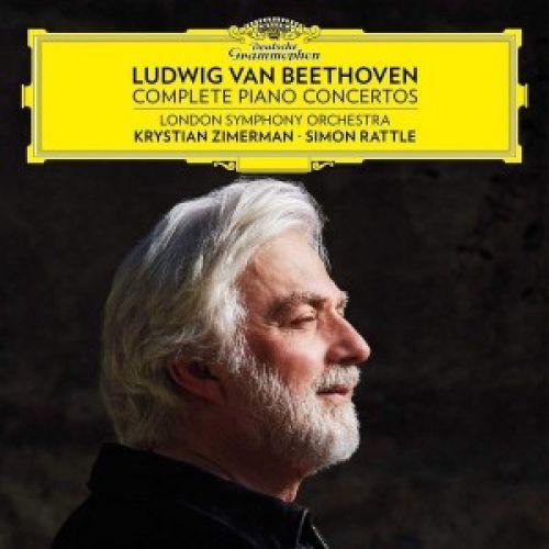 Simon Rattle y Krystian Zimerman graban todos los conciertos para piano de Beethoven
