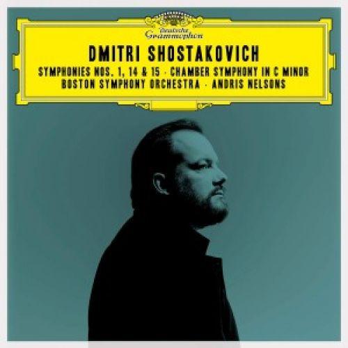 Andris Nelsons prosigue con su grabación integral de las sinfonías de Shostakovich