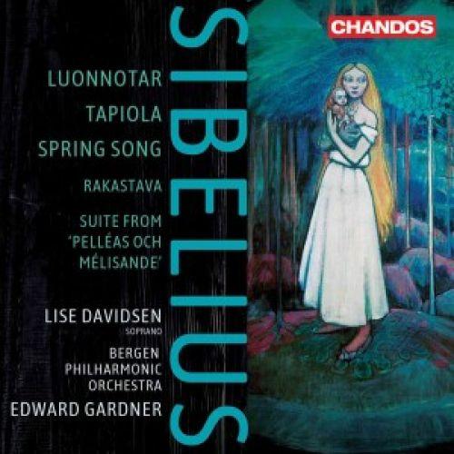 Edward Gardner y Lise Davidsen graban Sibelius en el sello Chandos