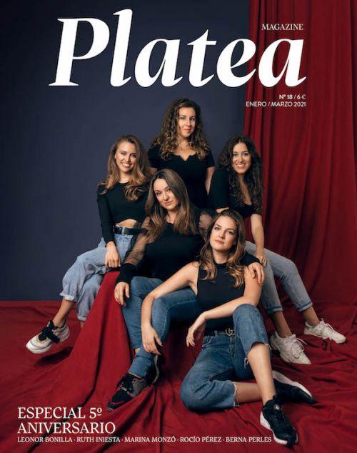 Especial 5º aniversario con Leonor Bonilla, Ruth Iniesta, Marina Monzó, Rocío Pérez y Berna Perles