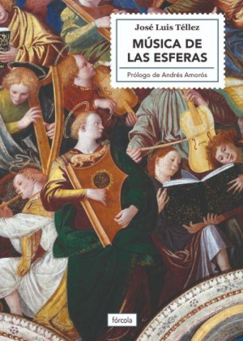 """José Luis Téllez: """"Música de las esferas"""""""