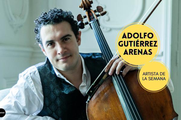 Artista de la semana: Adolfo Gutiérrez Arenas