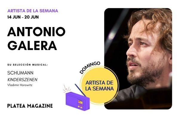 Artista de la semana: Antonio Galera