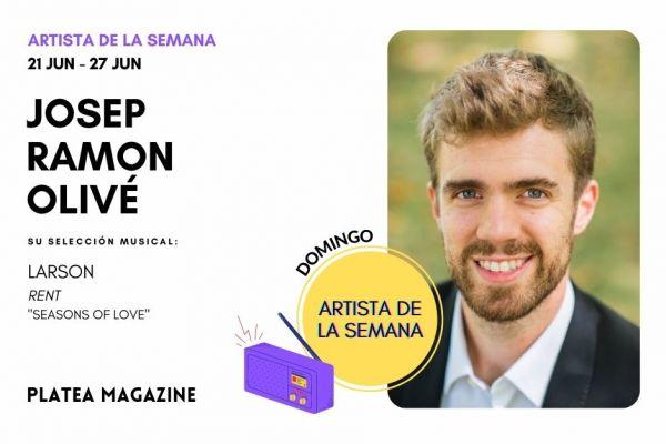 Artista de la semana: Josep-Ramon Olivé