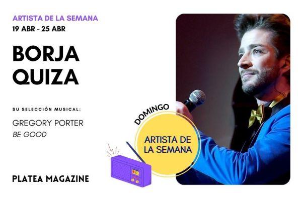 Artista de la semana: Borja Quiza