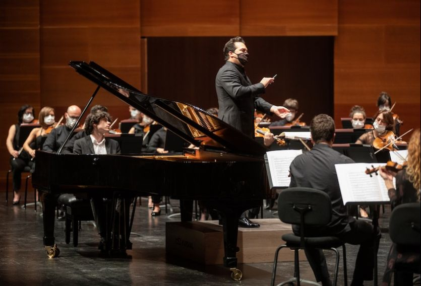Euskadiko Orkestra y Robert Treviño completan su 'Brahms Fest'