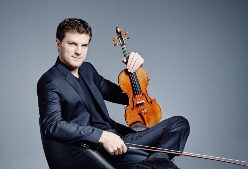 La Orquesta Nacional de España abre la temporada 21/22 con su concertino Miguel Colom